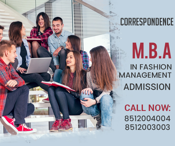 Mba In Fashion Designing Management Distance Learning Education Admission
